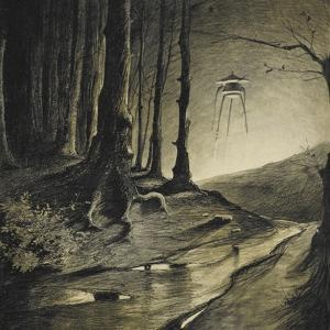 The War Of the Worlds by Henrique Alvim-Correa
