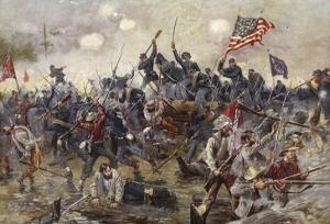The Battle of Spotsylvania, May 8-21 1864 by Henry Alexander Ogden