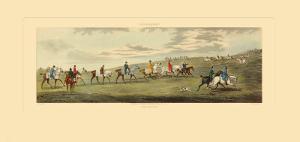 Newmarket: Training by Henry Alken