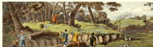 Pheasant Shooting by Henry Alken
