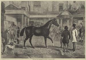 Sale at Old Tattersall's by Henry Alken