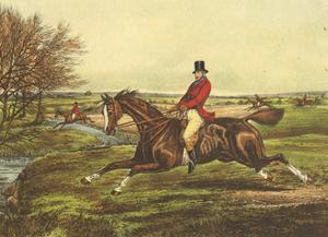 The English Hunt II by Henry Alken