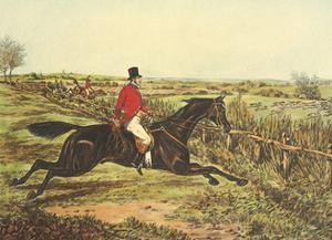 The English Hunt III by Henry Alken