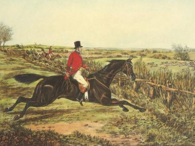 The English Hunt III