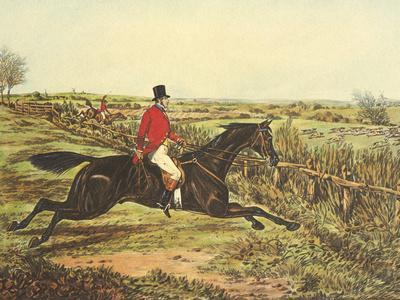 The English Hunt III