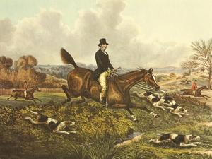 The English Hunt VII by Henry Alken