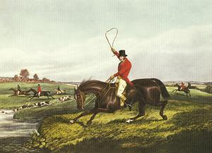 The English Hunt VIII by Henry Alken