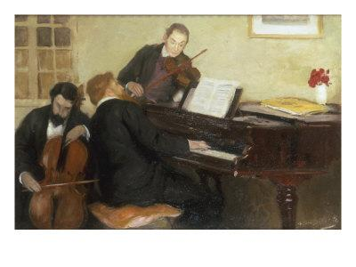 Trois Musiciens, c.1906