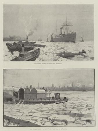 Frozen Rivers by Henry Charles Seppings Wright