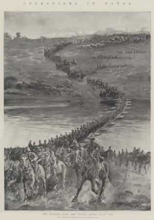Operations in Natal by Henry Charles Seppings Wright
