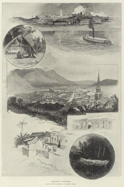 Sketches in Venezuela by Henry Charles Seppings Wright