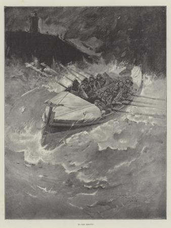 To the Rescue! by Henry Charles Seppings Wright
