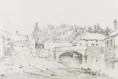 Engine Bridge, Exeter, C.1831