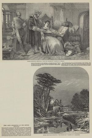 Fine Arts, Exhibition of the British Institution