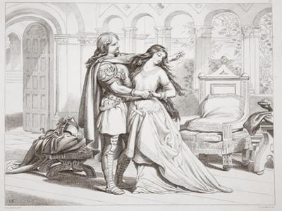 Hereward's First Interview with Torfrida