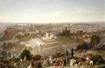 Jerusalem in Her Grandeur