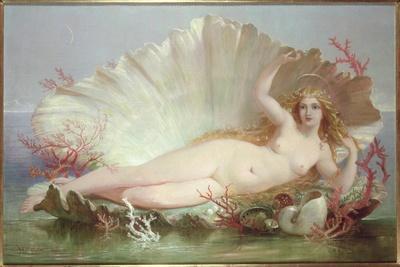 Venus, 1852