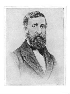 Henry David Thoreau American Writer