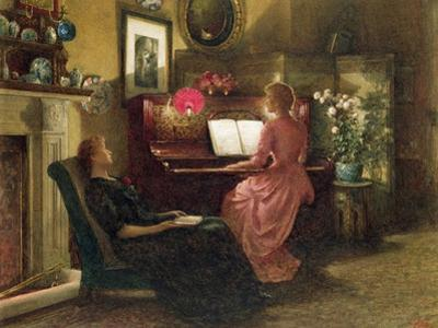 Home Sweet Home, 1887 by Henry Dunkin Shepard
