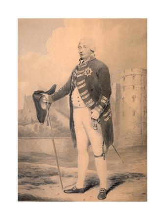 King George III, January 1803