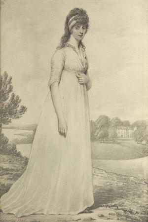 Portrait of the Hon. Theresa Parker, 1798