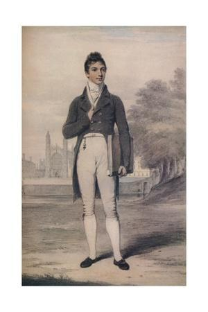 Rev Henry Mortlock, (1789-1837), (1922)