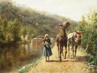 On the Towpath
