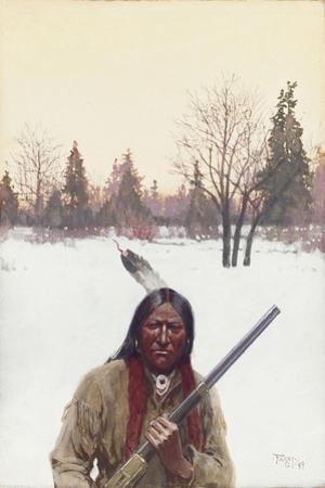 Hunter, 1899