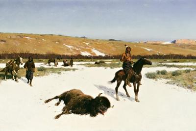 The Last of the Herd, 1906