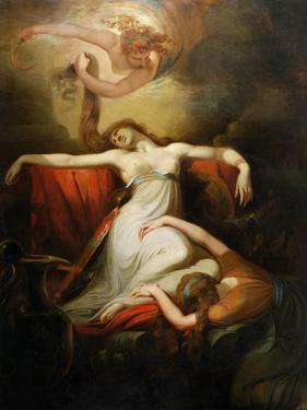 Dido, 1781 by Henry Fuseli