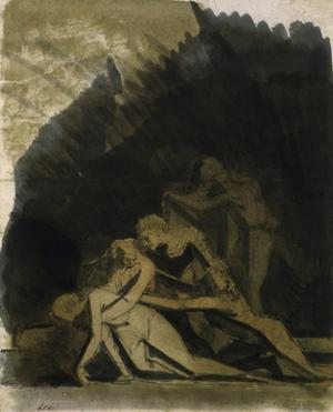 King Lear and the Dead Cordelia by Henry Fuseli