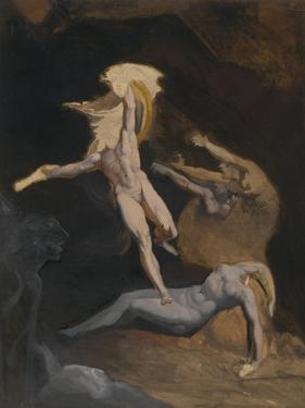Perseus Slaying the Medusa by Henry Fuseli