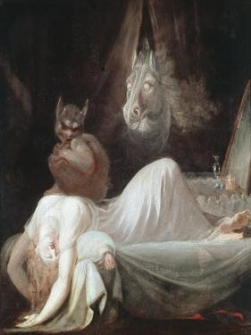 The Nightmare, C1790 by Henry Fuseli