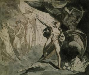 The Witches Show MacBeth Banquo's Children by Henry Fuseli