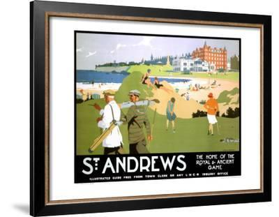 LNER, St. Andrews, c.1920 by Henry George Gawthorn