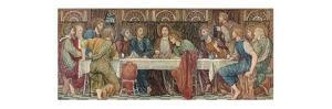 'The Last Supper', 1898 by Henry Holiday