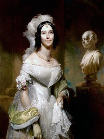 Angelica Singleton Van Buren (Mrs. Abraham Van Buren)