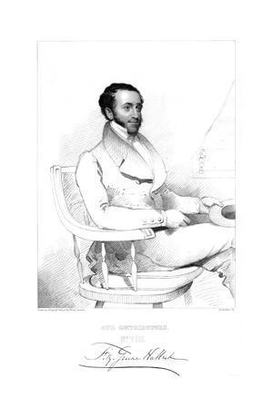 Fitzgreene Halleck