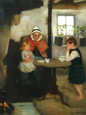 Granny's Blessing by Henry John Dobson