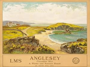 Anglesey, c.1925 by Henry John Yeend King