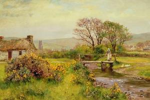 Ballaugh, Isle of Man by Henry John Yeend King