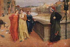 Beatrice by Henry John Yeend King