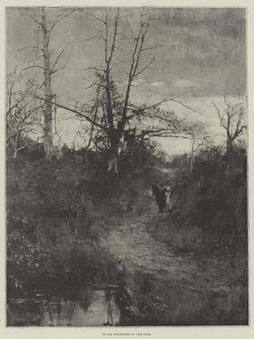 In the Springtime of the Year by Henry John Yeend King