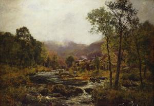 Lyndale, Devon by Henry John Yeend King