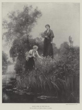 Meadow Sweet by Henry John Yeend King