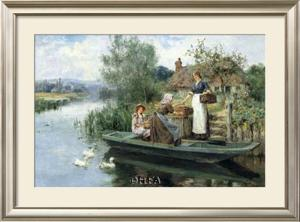 The Journey Home by Henry John Yeend King