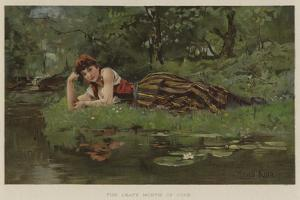 The Leafy Month of June by Henry John Yeend King
