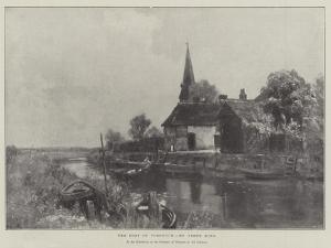 The Port of Fordwich by Henry John Yeend King