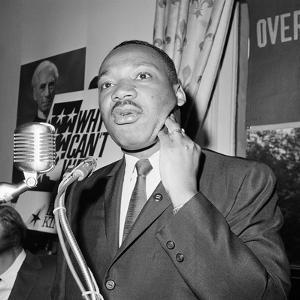 Martin Luther King by Henry L. Griffin