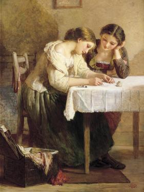 Love Letter by Henry Le Jeune